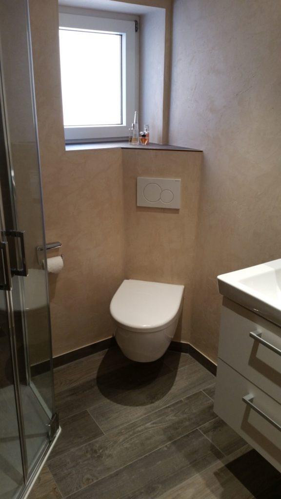Wc Mit Dusche designwaschbecken bodengleiche dusche und wc in einem schönen bad
